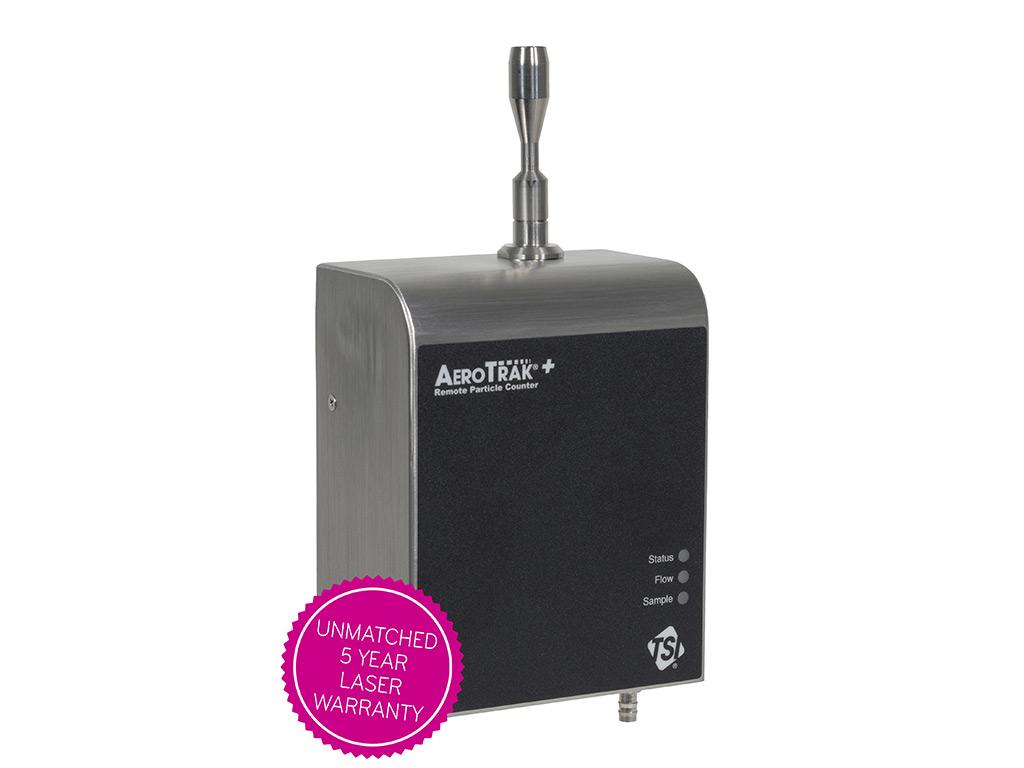 Tsi美国特赛-AeroTrak® Plus 6000系列集成泵远程粒子计数器