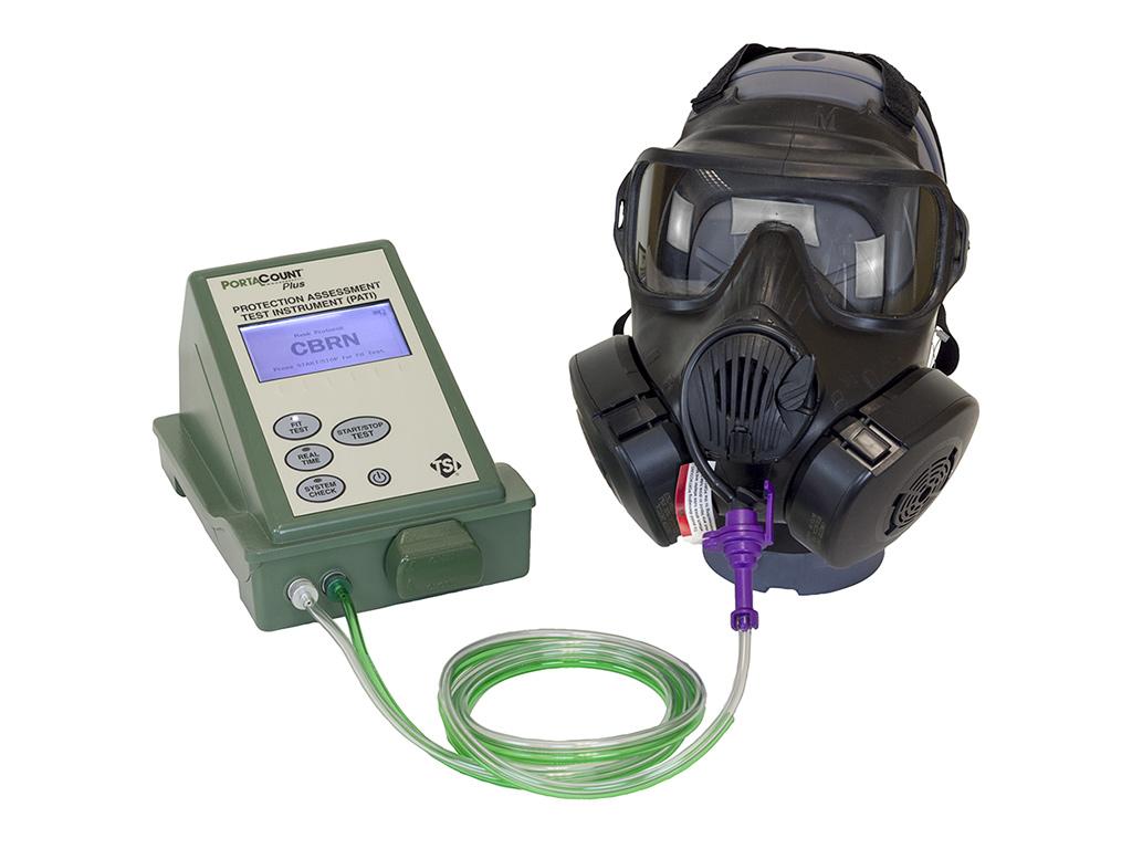Tsi美国特赛-CBRN面罩防护评估测试系统8020M