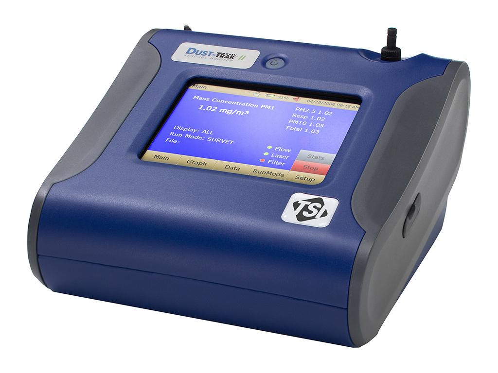 Tsi美国特赛-DUSTTRAK II 气溶胶监测仪 8530(手持式PM2.5检测仪)